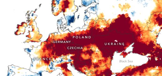 Засуха в европейских подземных водах